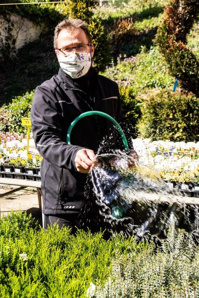 prodej květin a okrasných dřevin Zahrada Petr Šmach, Bzenec